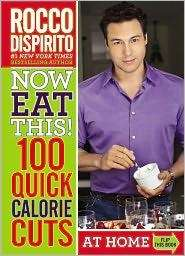 Famed chef and bestselling author, Rocco DiSpirito's newest