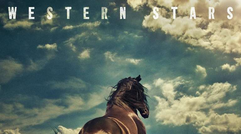 """Bruce Springsteen's """"Western Stars"""" on Columbia Records."""