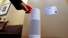 Amazon's Alexa device.