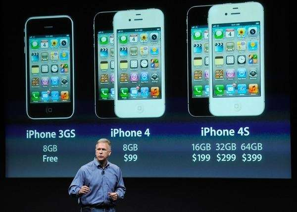 Sr. Apple VP Phil Schiller discusses the iPhone.