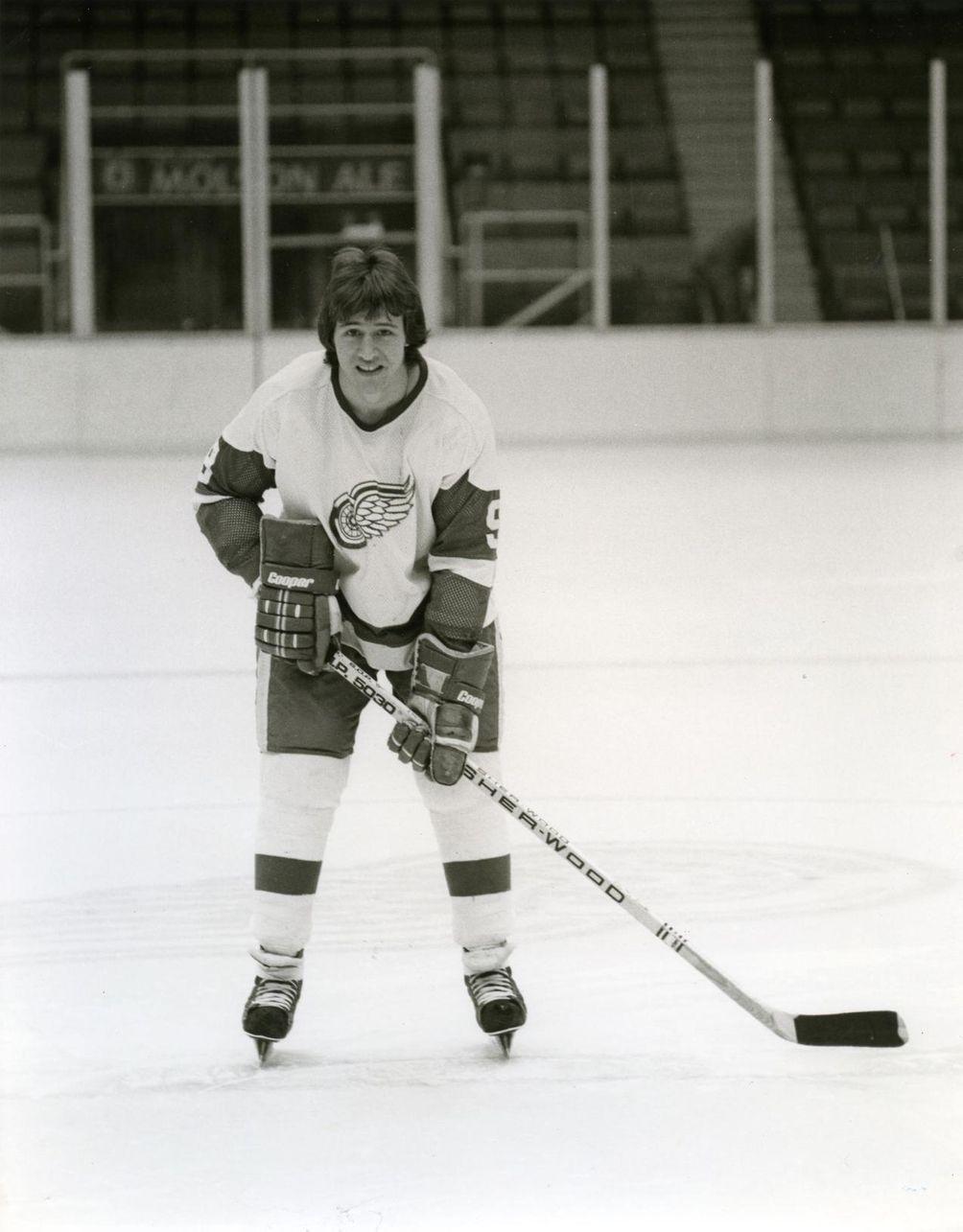 Hometown: Long Island Teams: Rockies (1980-81), Red Wings