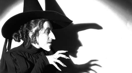 Margaret Hamilton in her most famous role as