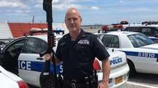New York Port Authority Police Officer William James
