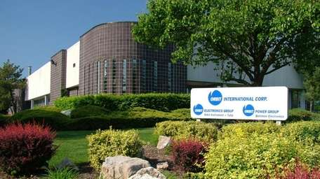 Orbit International headquarters in Hauppauge.