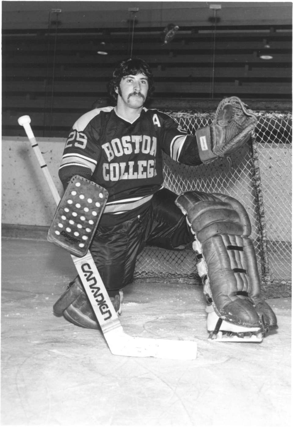 Hometown: Smithtown Teams: Blues (1981-82) NHL Stats: 2