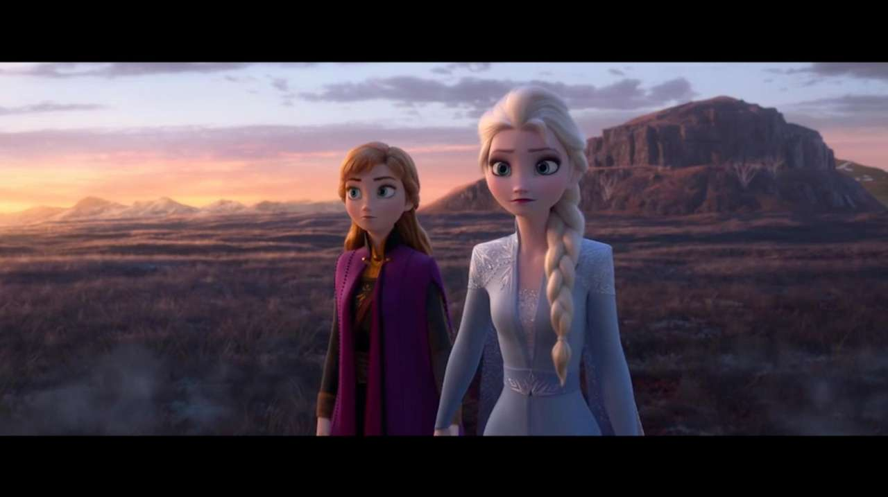 A new trailer for Walt Disney Animation Studios'