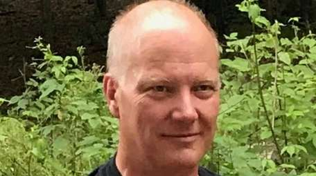 Tim McCormack, 58, of upstate Clinton Corners, in