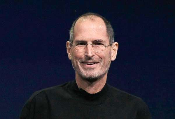 Steve Jobs in an undated photo.