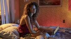 "Zendaya stars in the HBO drama series ""Euphoria."""