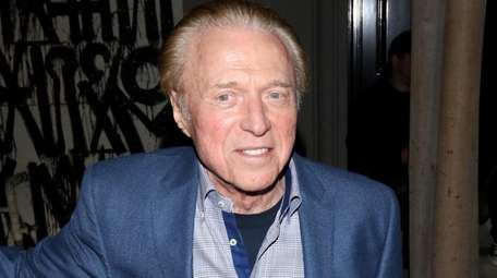 Steve Lawrence on May 15, 2018, in