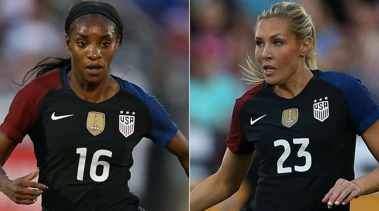 Meet the two Long Islanders playing in the World Cup
