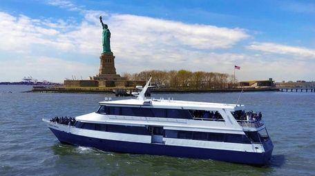 Lady Liberty Cruises.