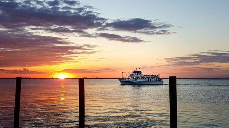Island Princess Captree Fishing Boat, Babylon.