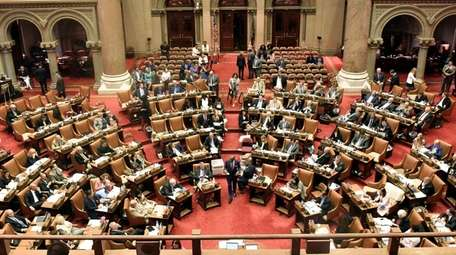 The surrogacy bill faces opposition in the Assembly.