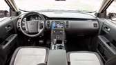 2011 Ford Flex interior