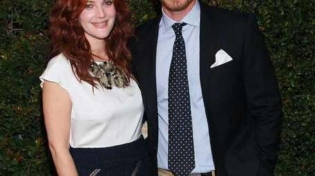 Drew Barrymore and Will Kopelman (Getty Images)