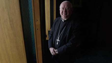 William Murphy, Bishop of the Diocese of Rockville