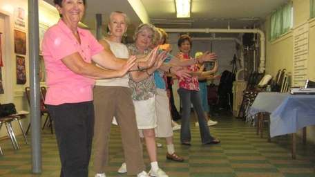The Seaford Senior Community Service Center hosts a
