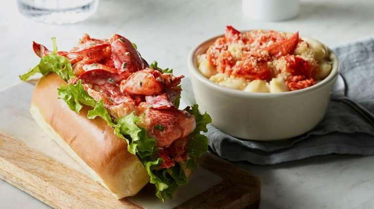 Panera Bread welcomes summer with lobster roll, lobster mac-and-cheese