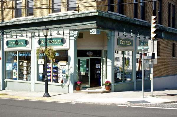 The Dolphin Bookshop, which has been serving Port