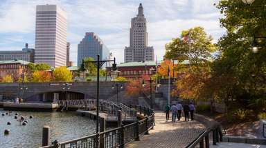 Although Providence, Rhode Island, is one of New