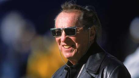 In this December 2010 photo, Al Davis of