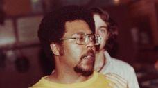 Leon James in 1981 at Daytop Village in