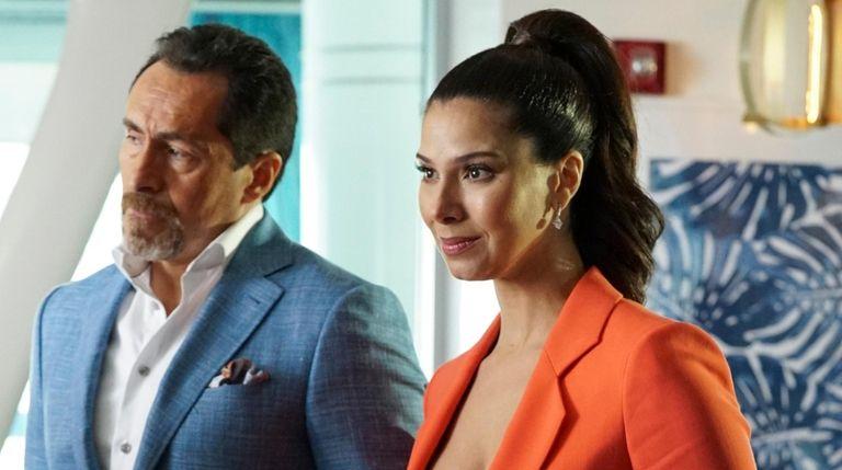 Demián Bichir and Roselyn Sanchez star in ABC's