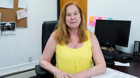 Jackie DeLeonardis, 57, of Medford, is director of