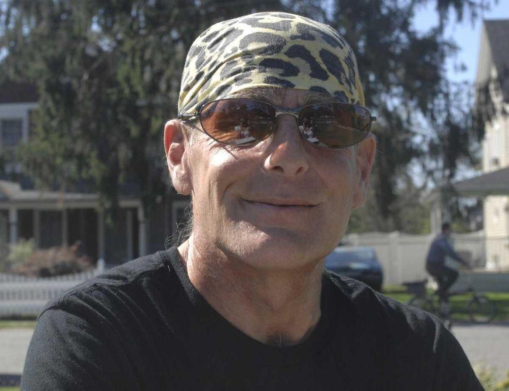 Freelance writer Cary Maya, 54, says Sayville is