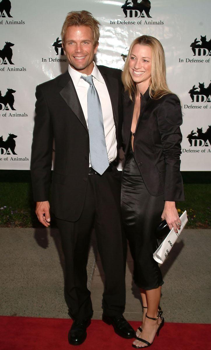 Parents: David and Susan Chokachi Child: Brit Madison,