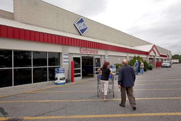 A Sam's Club in Medford. (May 23, 2010)