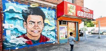 "Lesandro ""Junior"" Guzman-Feliz was stabbed to death outside"