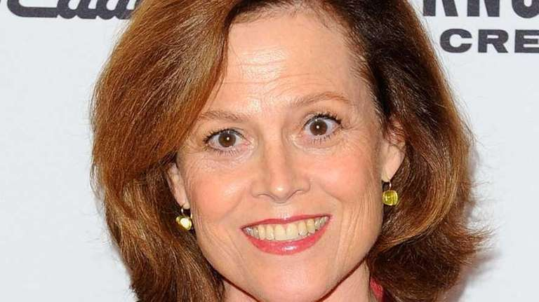 Actress Sigourney Weaver attends the 2011 Popular Mechanics