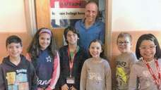 Kidsday reporters and Goodwill Ambassadors at Bowling Green