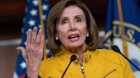 Speaker of the House Nancy Pelosi (D-Calif.) on