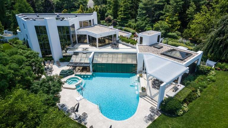This Sands Point property listed for $8.9 million
