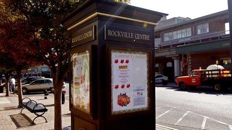 The Village of Rockville Centre was established in