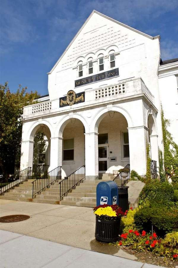 Rockville Centre Village Hall is more than a