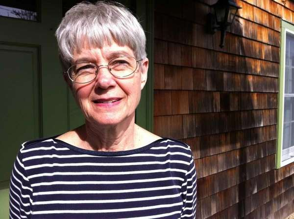 Linda Conron is administrator of the Edwards Homestead,