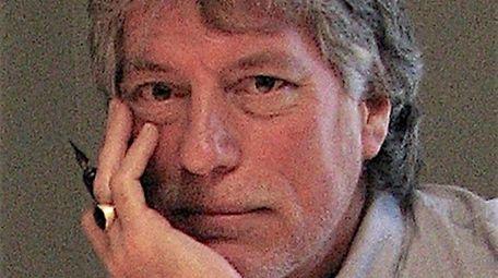 Mark Streeter, editorial cartoonist for the Savannah Morning