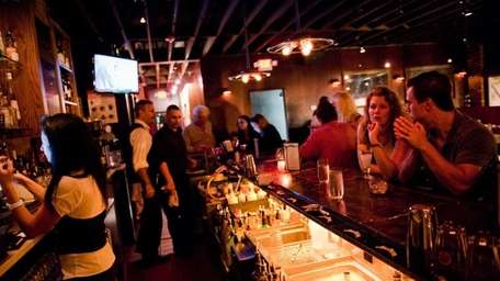Huntington Social is a newcomer on the club