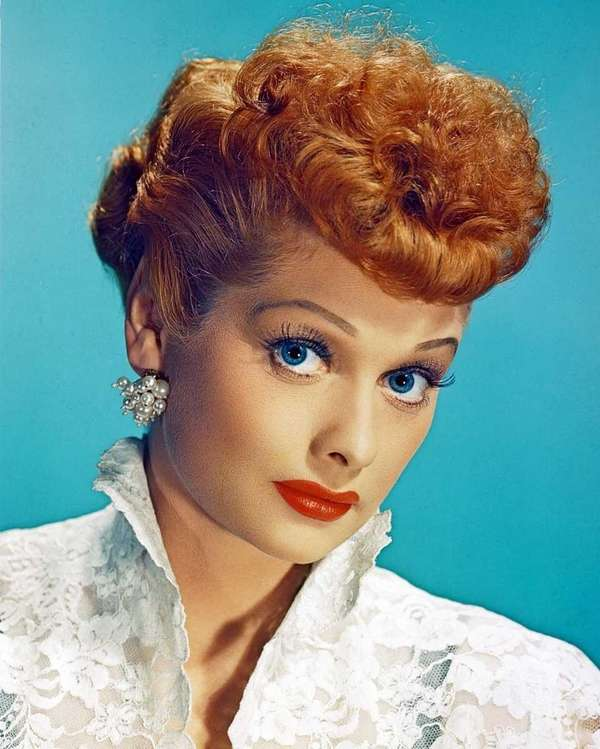 Actress Lucille Ball (1911-1989) as Lucy Esmeralda MacGillicuddy