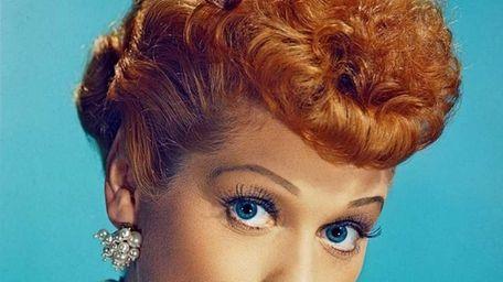 Actress Lucille Ball (1911-1989) as Lucy Esmeralda MacGillicuddy