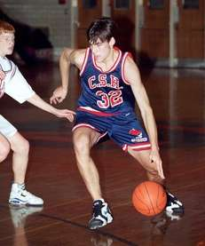 WALLY SZCZERBIAK | High school: Cold Spring Harbor