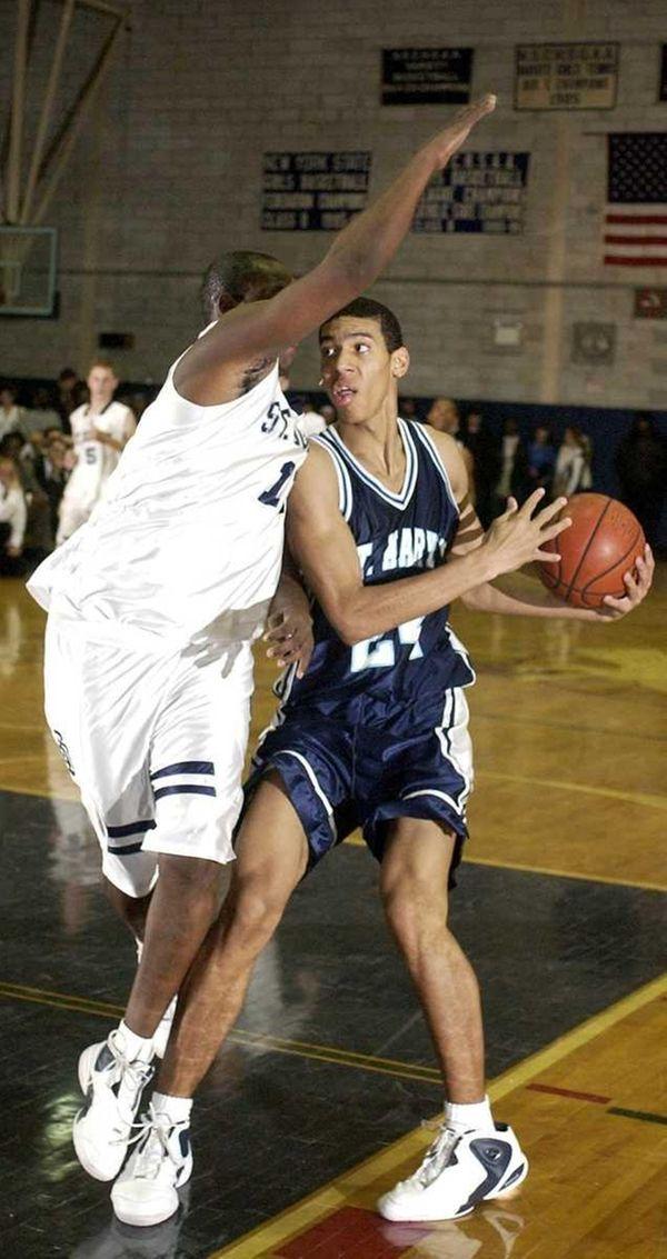 DANNY GREEN | High school: St. Mary's (2005)