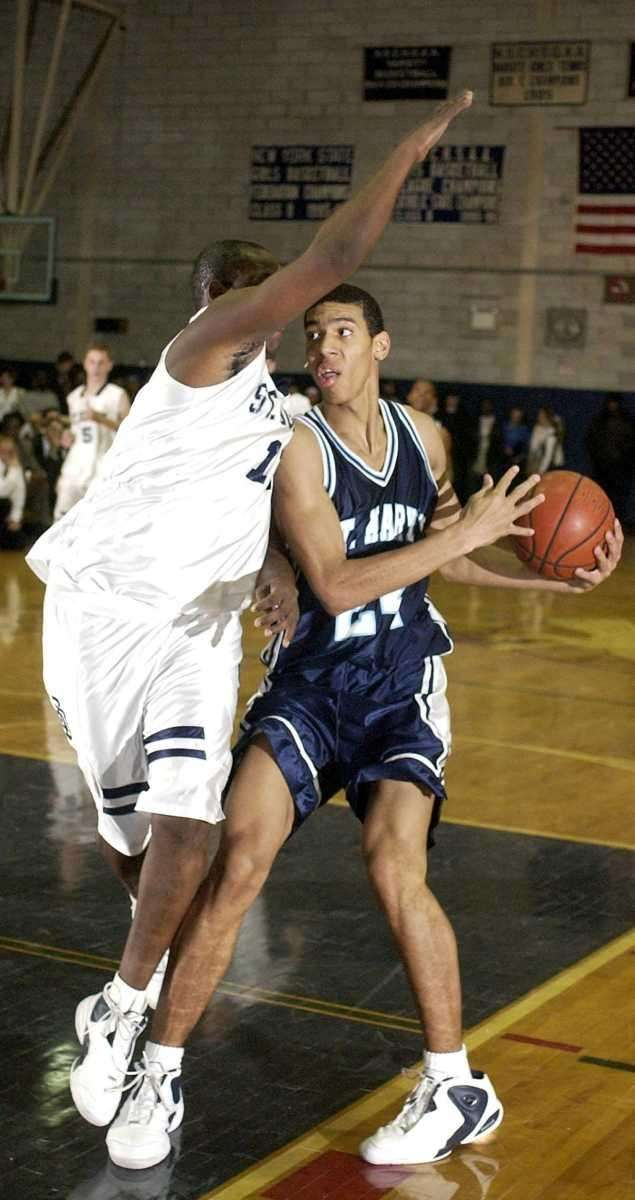 DANNY GREEN | High school: St. Mary's (2005)
