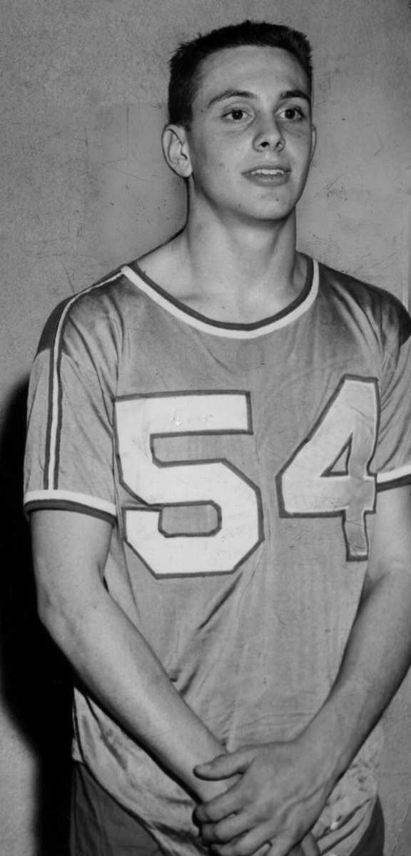 LARRY BROWN | High school: Long Beach (1958)