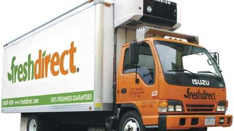As of Oct. 10, 2011, FreshDirect now delivers