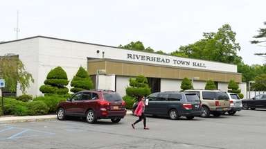 Riverhead Town officials say they are denying the